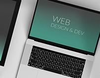 Website Ui and Development