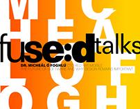 fuse:d talks posters