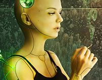 Cyborg Sister