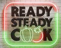 Ready Steady Cook [CGI Opening Title Sequence]