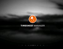Windows 8 Time sheet App