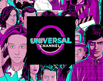 UNIVERSAL CHANNEL Arts