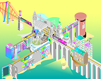Learning Portal illustration