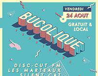 Bucolique Ferrières festival