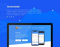 Acoconut Website