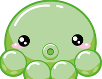 Mr. Green Octopus