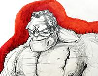 Handsome Hulk