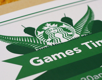 Starbucks Rugby World Cup