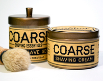 Coarse Shaving Essentials