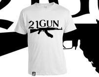 21 Gun Clothing