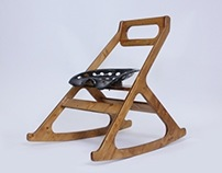 Tracy Rocking Chair