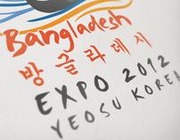 BANGLADESH at EXPO 2012