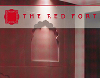 The Red Fort Restaurant Website