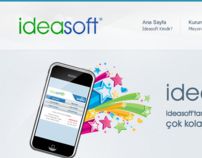 IdeaSoft Corporate WebSite