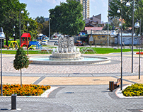 Public Square Delfina