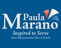 Paula Marano Political Campaign