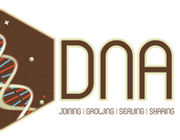 DNA Series Logo Design