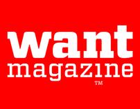 WANT Magazine