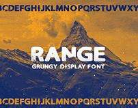 Free Font - Range Sans