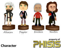 Phisis Game