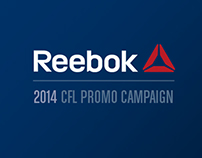 Reebok + CFL - Activation campaign