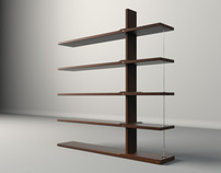 Sartia - Bookshelf