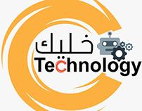 Logo . خليك Technology