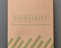 Your Street: Social Delivery Service