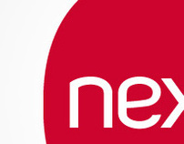 Nexity Identity and branding