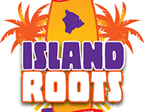 Island Roots logo concept