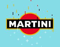 Social post MARTINI®