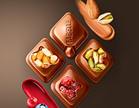 Febelle Exquisite Chocolate by ITC (Berrynut)