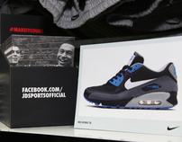 Nike JDSports  #MAKEITCOUNT Lookbook 2012
