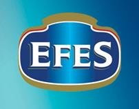 Efes Pilsener Promo site