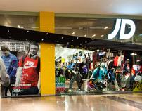 Nike JDSports #MAKEITCOUNT Retail 2012