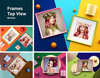 Frames Top View