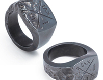 Ivy Noir Men's Jewellery