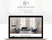 Ecommerce Website Design | Furniture Store
