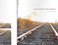 Client Photography Booklet
