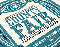 County Fair Charity Fundraiser Campaign