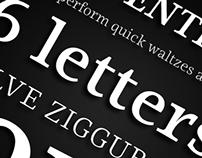 Ninfa Serif - Posters