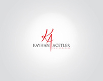 Kayhan Acetler Photography Logo Design