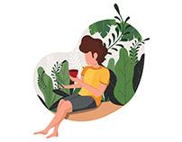 Illustrations - Routines | Flat Illustration