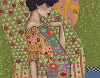 Estaciones: Estilo Klimt