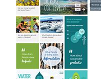 Nestlé Global Website Redesign
