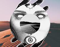 Pharmakon - Poster Illustration, Typography & Design
