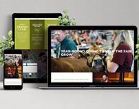 Wisconsin State Fair Park Foundation Website