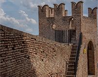 Corinaldo - le mura