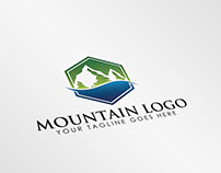 Mountain | Logo Template