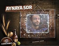 "Efes Pilsen - Aynaya sor'2013 ""Award Winner"""